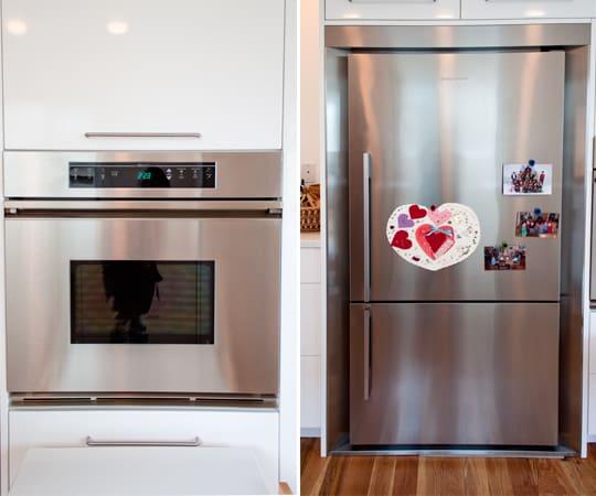 Kitchen Tour: Daria and Ben's Glossy White Kitchen: gallery image 7