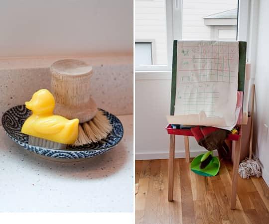 Kitchen Tour: Daria and Ben's Glossy White Kitchen: gallery image 5