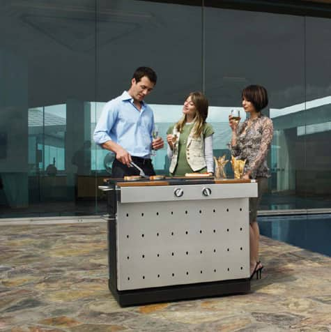 Fuego: Compact Outdoor Grills & Modular Kitchens: gallery image 10