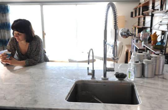 Jessica Koslow of Sqirl's Remodeled Mid-Century Kitchen: gallery image 15