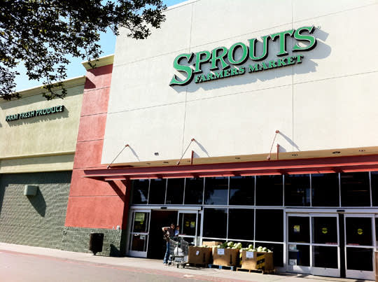Sprouts Farmers Market: Farm Fresh Produce For Less Store Profile: gallery image 1