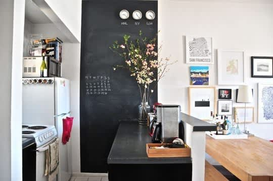 30 Small Cool Kitchens from Real Homes: gallery image 12