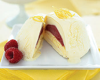 Layered, Frozen & Pretty: 5 Ideas for Ice Cream Bombes: gallery image 4