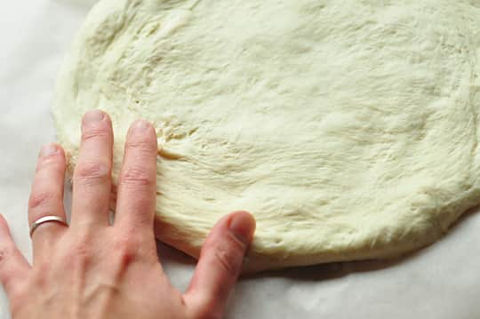 Want Really Thin Pizza Crust? Use a Rolling Pin: gallery image 3