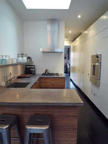 30 Small Cool Kitchens from Real Homes: gallery image 23