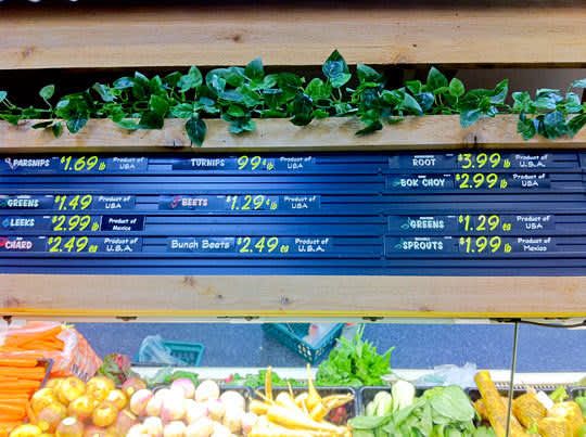 Sprouts Farmers Market: Farm Fresh Produce For Less Store Profile: gallery image 4