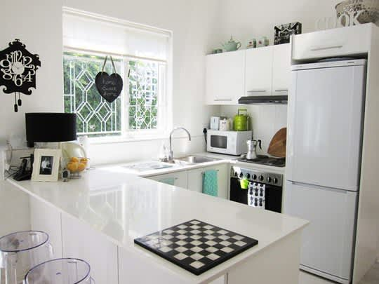 30 Small Cool Kitchens from Real Homes: gallery image 29
