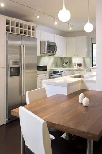 30 Small Cool Kitchens from Real Homes: gallery image 18