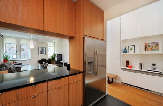30 Small Cool Kitchens from Real Homes: gallery image 20