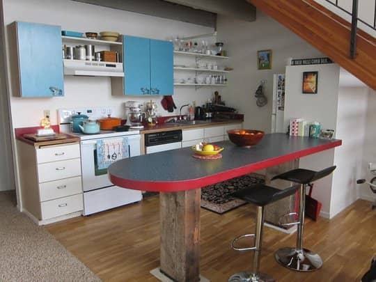 30 Small Cool Kitchens from Real Homes: gallery image 25