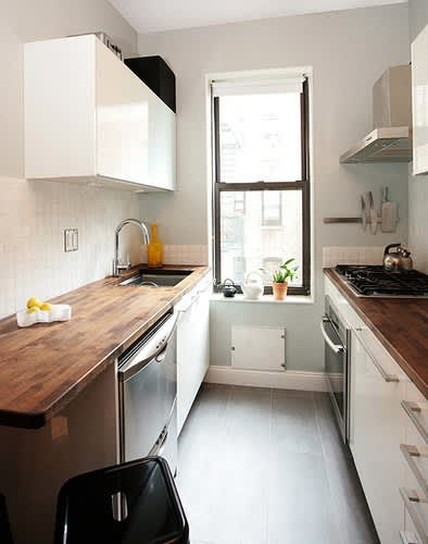 30 Small Cool Kitchens from Real Homes: gallery image 5