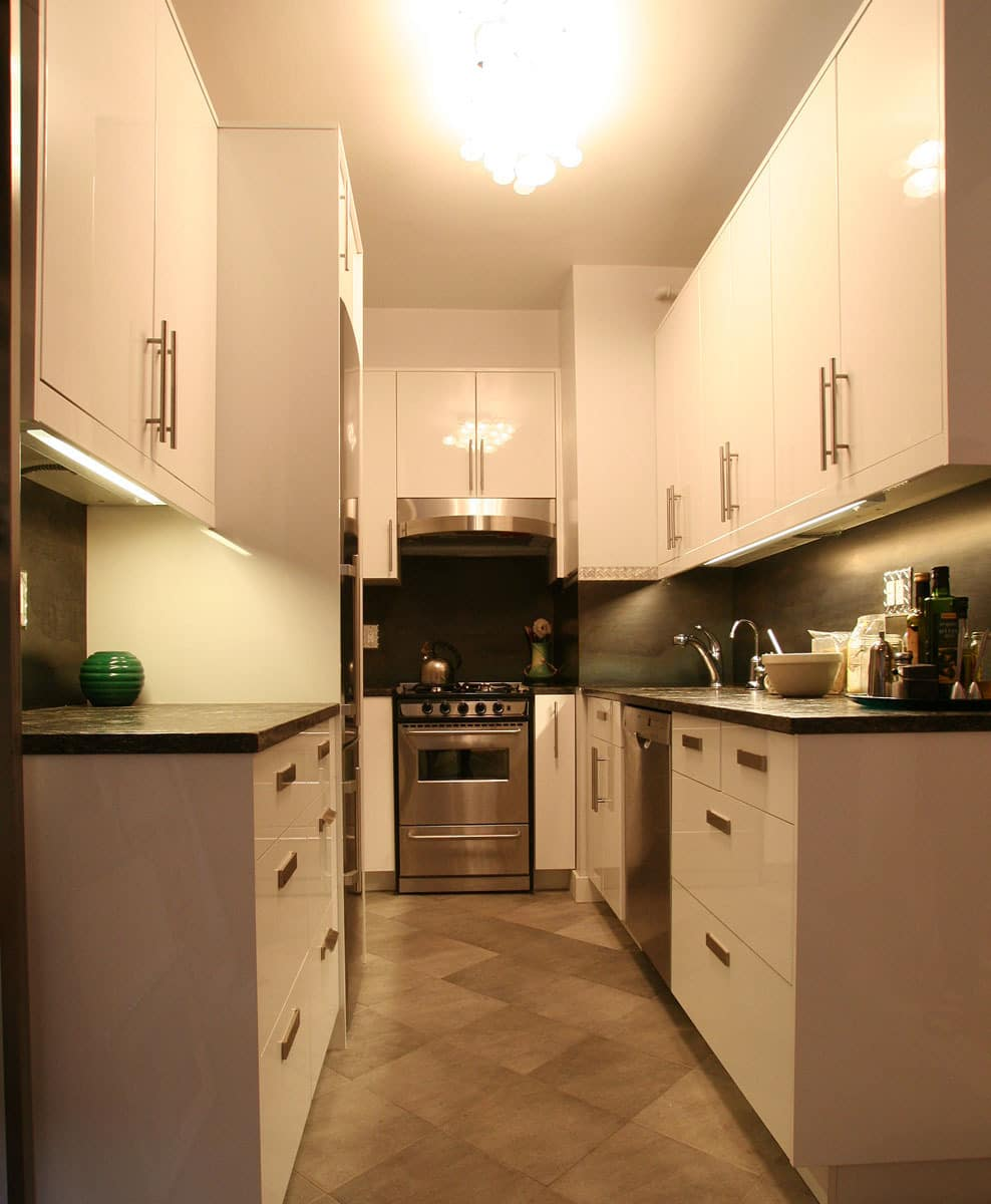 Kitchen Tour: Javier and Marsha Learn Together: gallery image 3