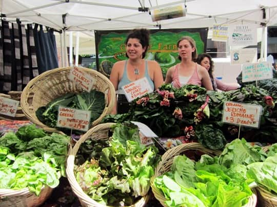 Visiting the Ballard Farmers Market: gallery image 3