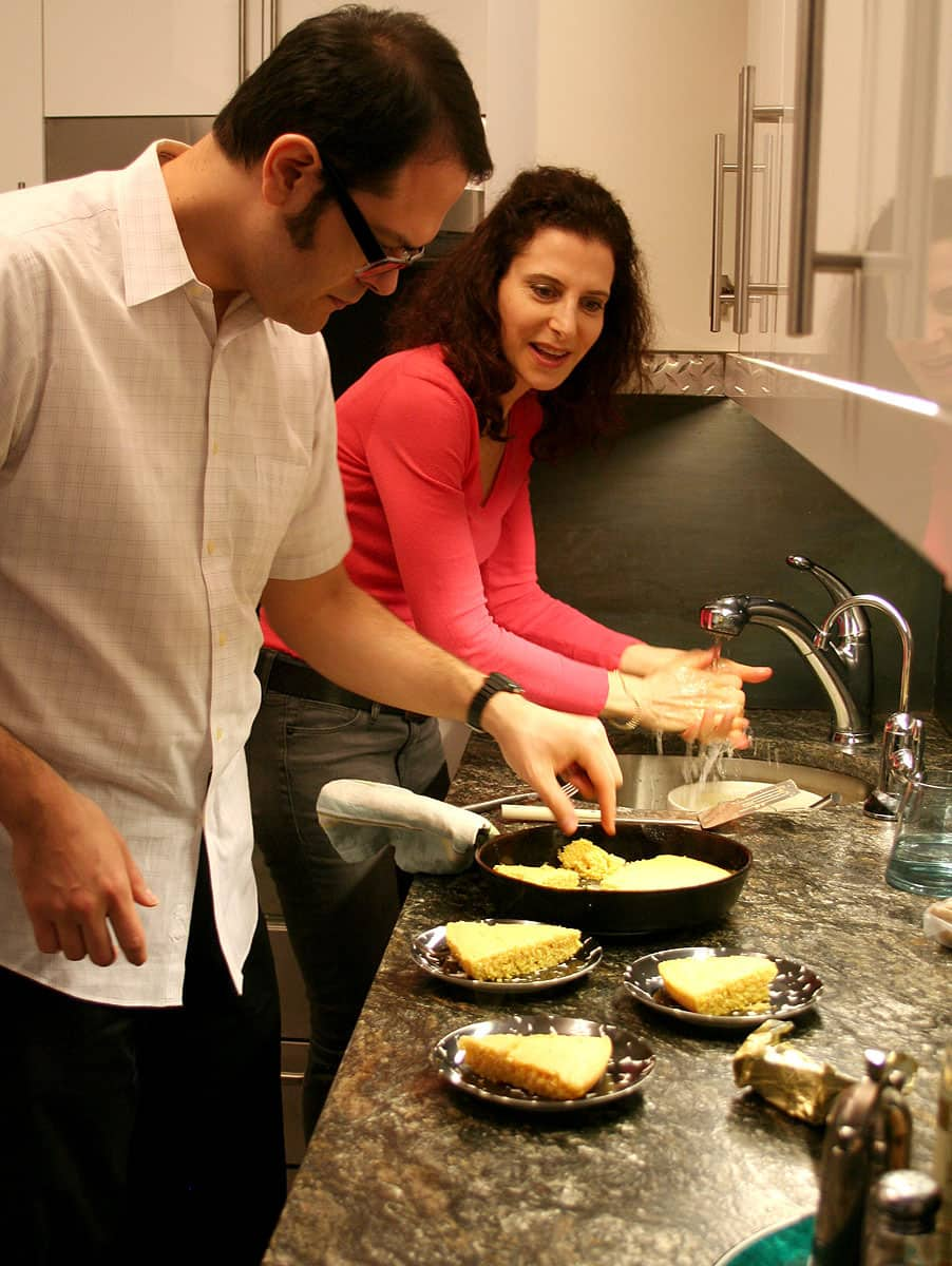 Kitchen Tour: Javier and Marsha Learn Together: gallery image 24