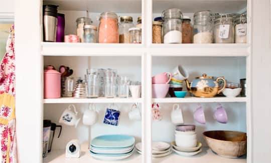 Kitchen Tour: Leela and Dave's Tiny Bright Kitchen: gallery image 16