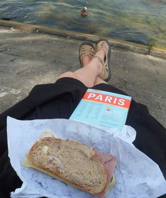 On Getting Away: Cheesemonger Travels in France: gallery image 9