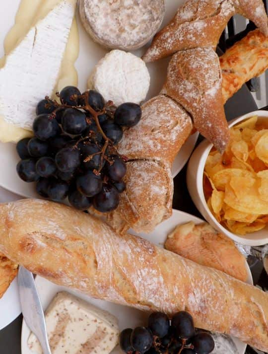 On Getting Away: Cheesemonger Travels in France: gallery image 1