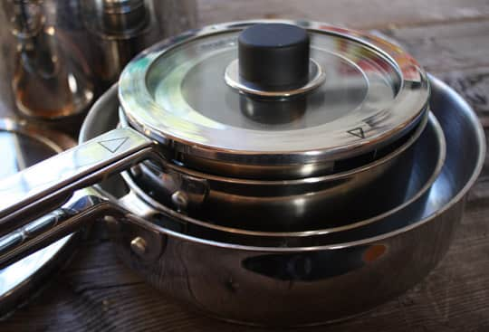 Best Stacking Pans: Natural Home's Eazistore Cookware: gallery image 6