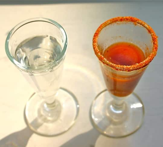 Recipe: Spicy, Savory Sangrita from Mayahuel NYC Straight Up Cocktails and Spirits: gallery image 9