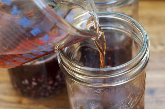 Drink Recipe: Elderberry Shrub: gallery image 4