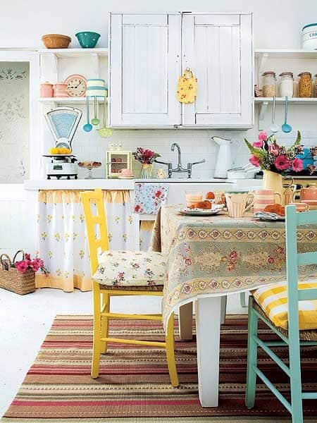 Vintage Kitchen: Get the Look: gallery image 1