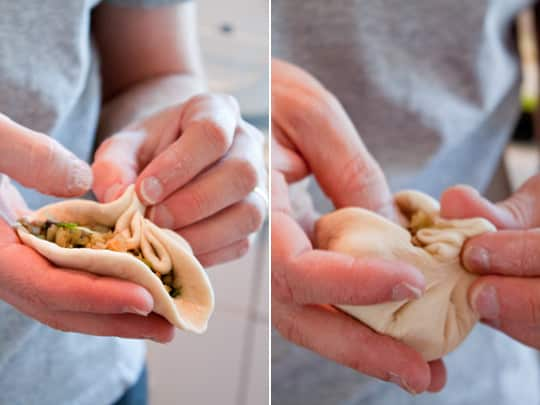 Fall Recipe: Vegetarian Steamed Buns: gallery image 9