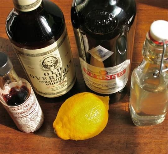 Recipe for Fall: Sazerac Cocktail: gallery image 2