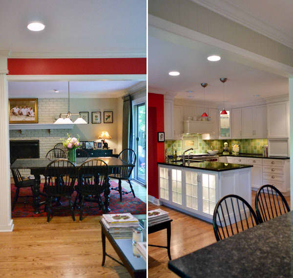 Food Writer Carla Snyder's Warm Red & Green Kitchen: gallery image 10