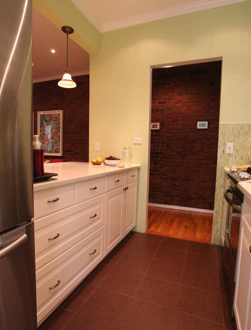 Laura's Cool Green City Kitchen: gallery image 12