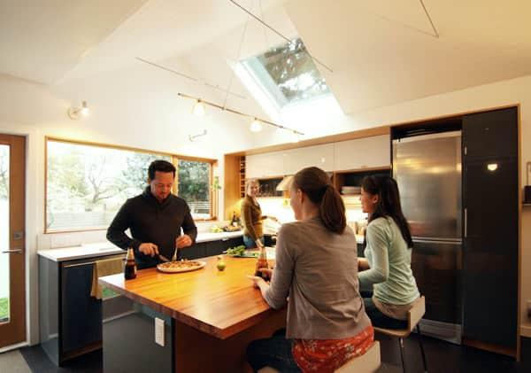 Lauren and Kyle's Sleek, Warm Seattle Kitchen: gallery image 25