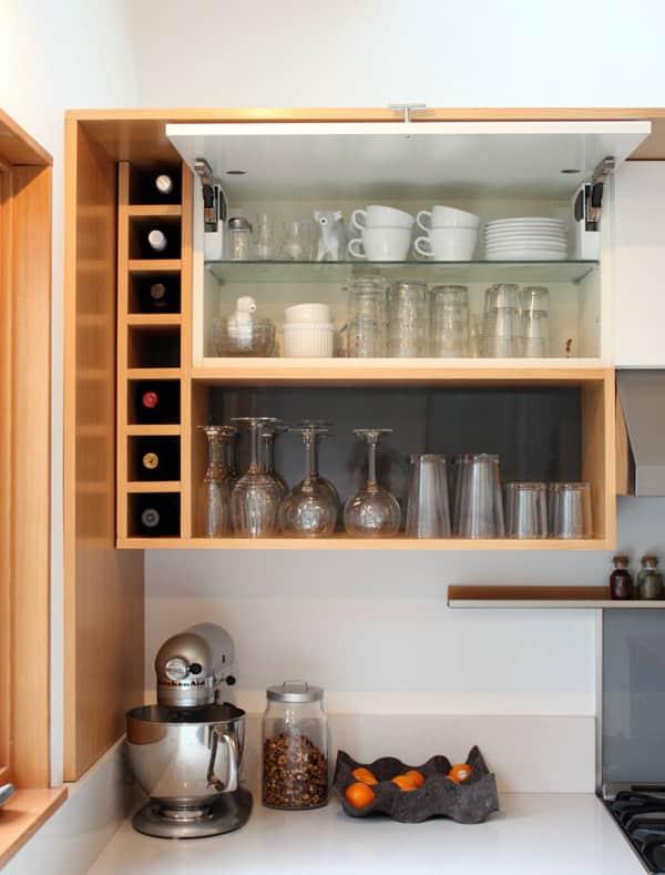 Lauren and Kyle's Sleek, Warm Seattle Kitchen: gallery image 7