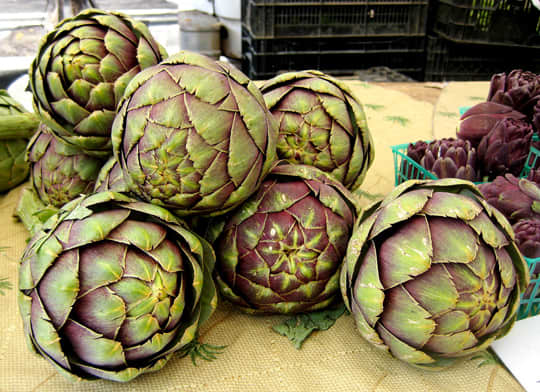A Guide to Selecting the Best Produce: Vegetables: gallery image 1