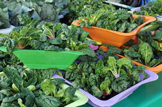 A Guide to Selecting the Best Produce: Vegetables: gallery image 22