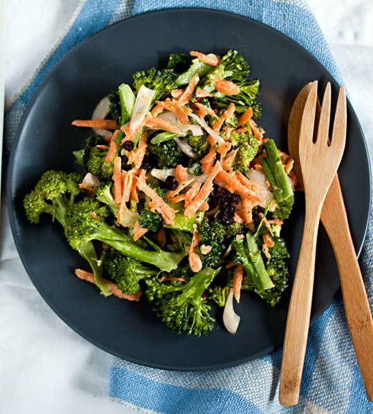 A Dozen Salads & Vegetable Side Dishes to Accompany Pasta: gallery image 3