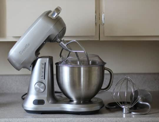 Product Review: Breville 5-Quart Stand Mixer: gallery image 1