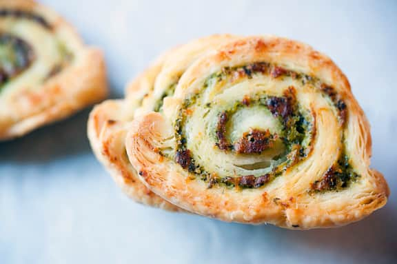 Faux Escargot Pastry Swirls in a Garden Trowel: gallery image 4