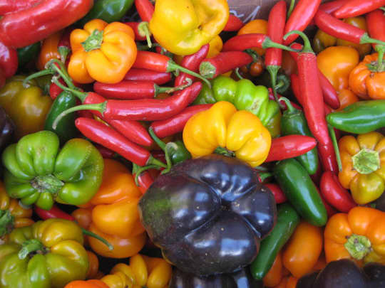 A Guide to Selecting the Best Produce: Vegetables: gallery image 26