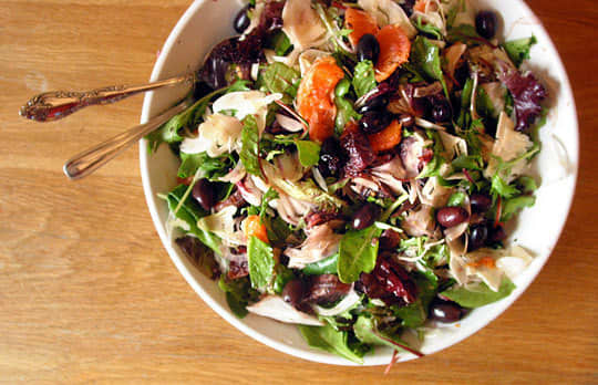 A Dozen Salads & Vegetable Side Dishes to Accompany Pasta: gallery image 7
