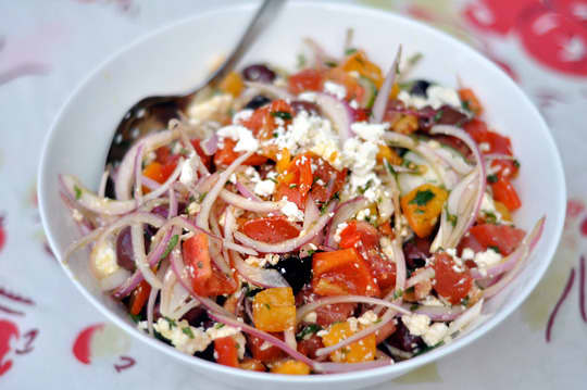 A Dozen Salads & Vegetable Side Dishes to Accompany Pasta: gallery image 6
