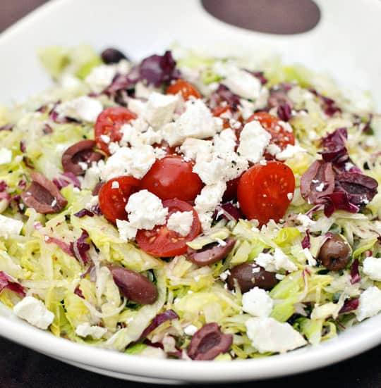 A Dozen Salads & Vegetable Side Dishes to Accompany Pasta: gallery image 1