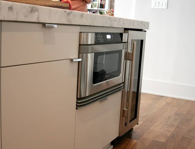 6 Smart Alternate Locations for the Microwave: gallery image 4