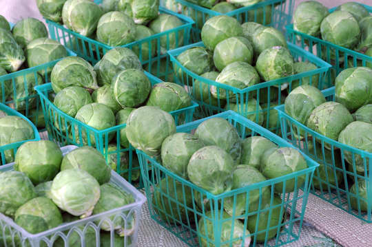 A Guide to Selecting the Best Produce: Vegetables: gallery image 7