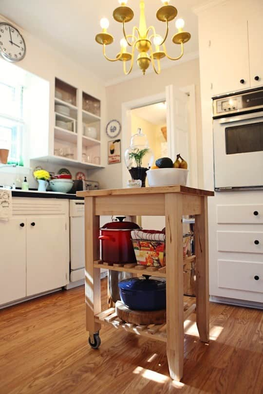Whitney's Fabulous $50 Budget Kitchen Makeover: gallery image 11