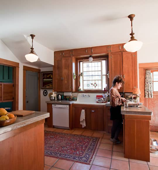 Penelope's Resourceful Kitchen Renovation: gallery image 11