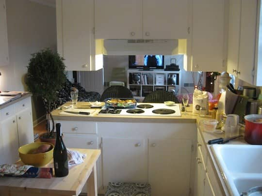 Whitney's Fabulous $50 Budget Kitchen Makeover: gallery image 1