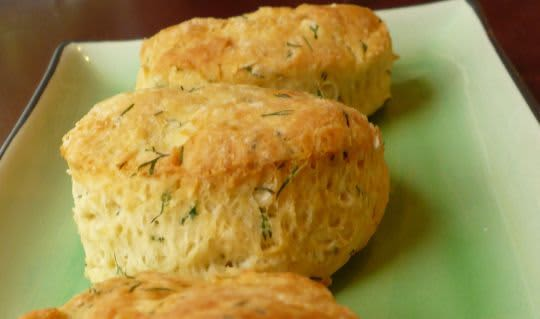 For the Bread Basket: 10 Best Rolls, Buns, and Biscuits: gallery image 9