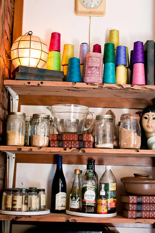Penelope's Resourceful Kitchen Renovation: gallery image 16