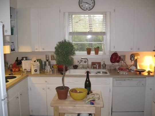 Whitney's Fabulous $50 Budget Kitchen Makeover: gallery image 4