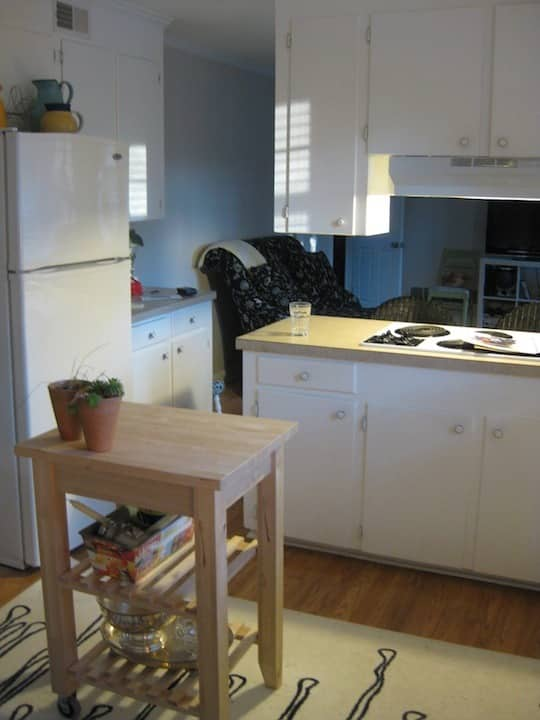 Whitney's Fabulous $50 Budget Kitchen Makeover: gallery image 2