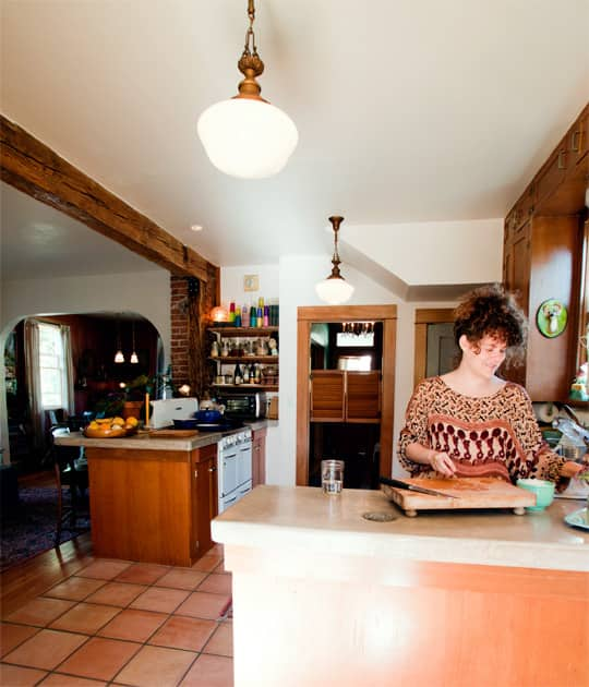 Penelope's Resourceful Kitchen Renovation: gallery image 1